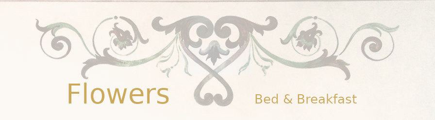 B&B Flowers Logo